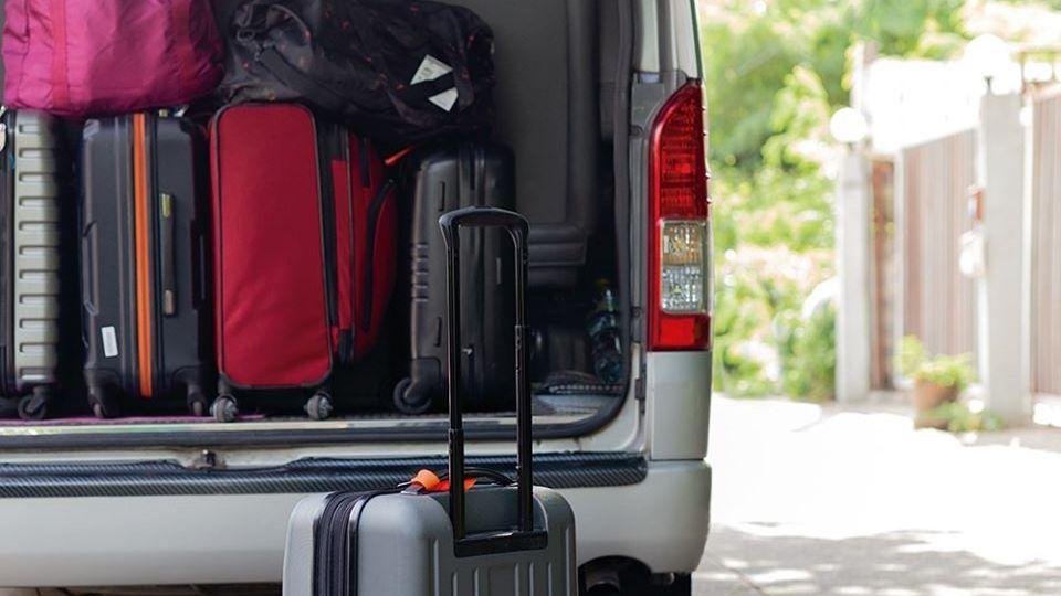 alugar van para viagem