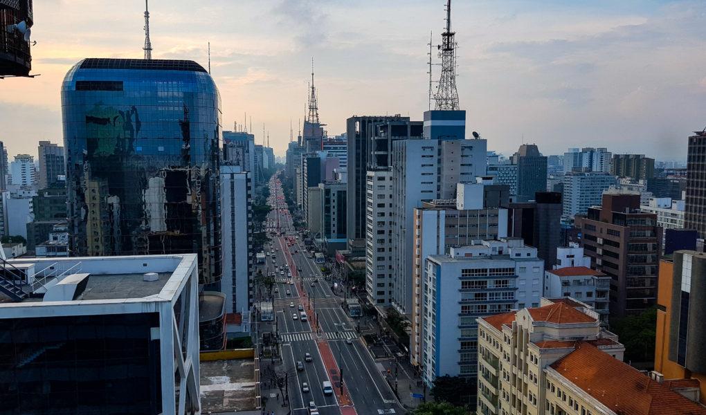 Turismo em São Paulo - Mirante SESC Paulista
